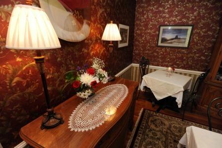 Dry Ridge Inn Asheville Breakfast Room