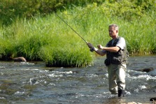 Fly Fishing Asheville NC