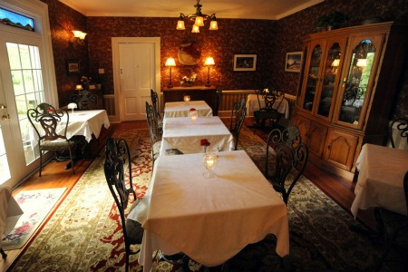 Dry Ridge Inn Breakfast Room